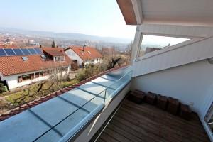 Dach mit Durchblick BECK Zimmerei