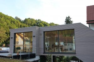 BECK Zimmerei Holzbau - Kubus Sulz 2016